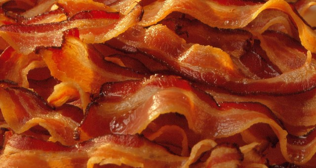 En webbsida med bacon tack!