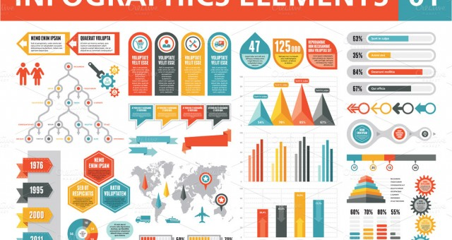 Infographics – Ni ser dem överallt