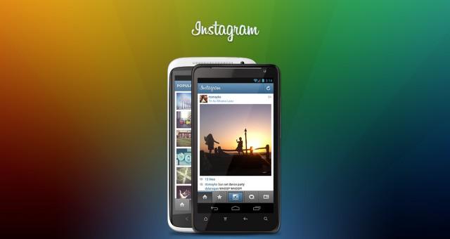 Instagram för Android