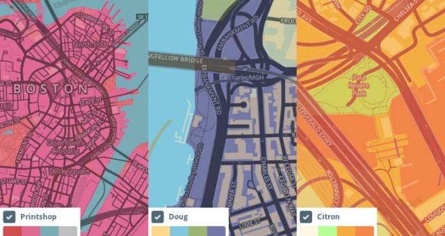 MapBox skapar snygga kartor med hjälp av Open source