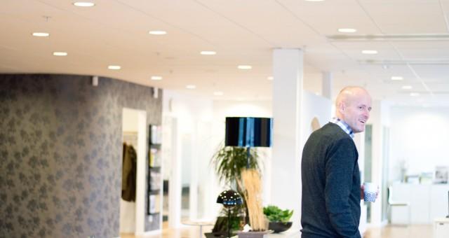 Erik Ekholm föreläsare på IHM