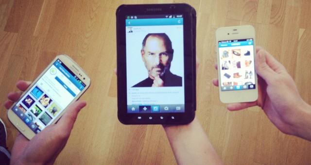 Företag på Instagram – så jobbar dom