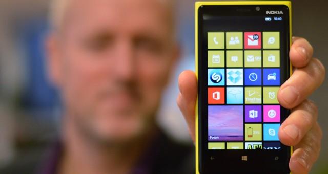 Windows Phone växer så det knakar