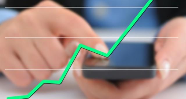 Hur många besöker din webbplats med en mobil?