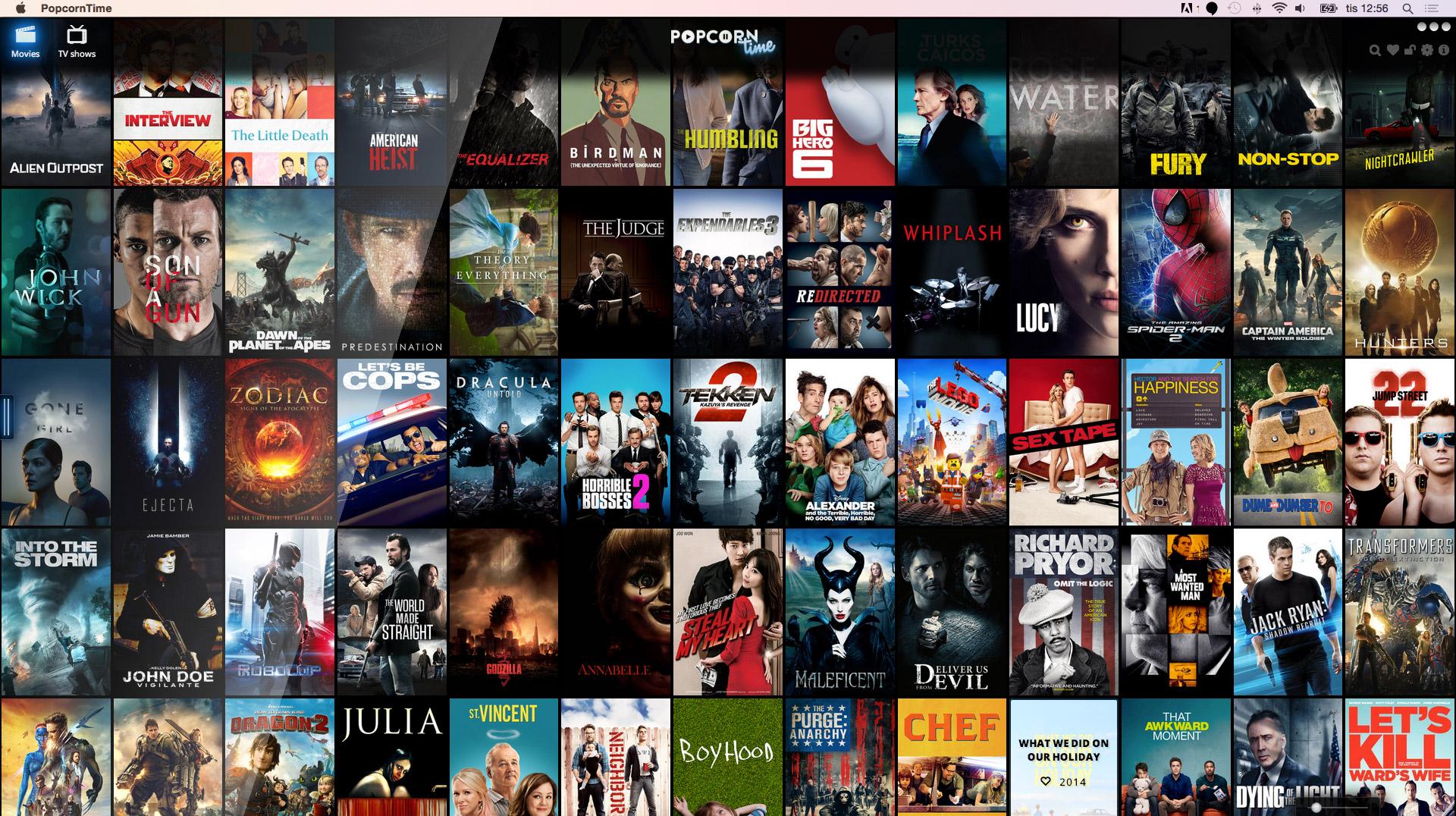 filmer försvinner från netflix home