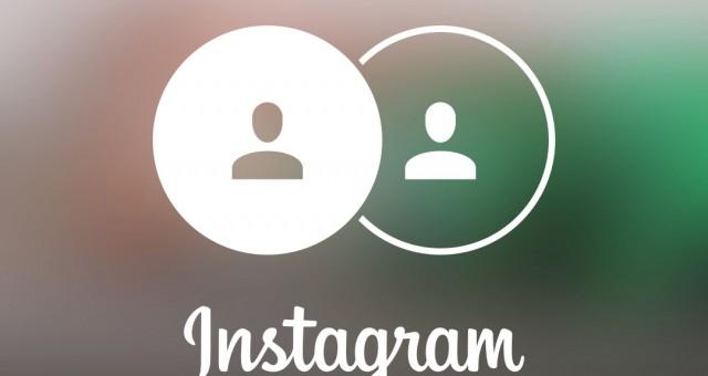 Instagram låter dig nu växla mellan olika användarkonton