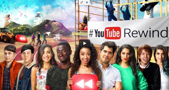 Tidiga tillbakablickar på 2016 – YouTube Rewind redan en succé