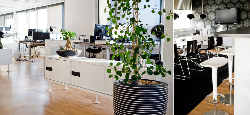 Fint kontor för Copywriter i Göteborg
