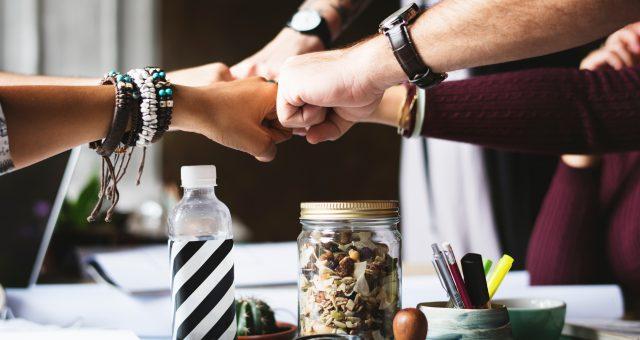 Ta hjälp av kollegorna för att maximera er content marketing