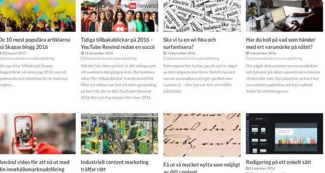 Återanvänd ditt innehåll och driv ny trafik till bloggen